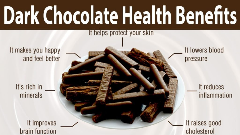 Benefits Of Dark Chocolate For Brain