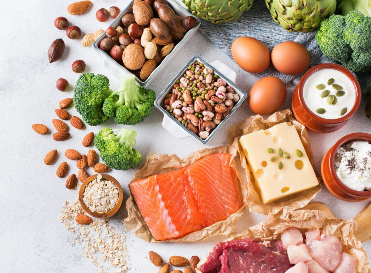 Consume Foods that contain Fatty Acids