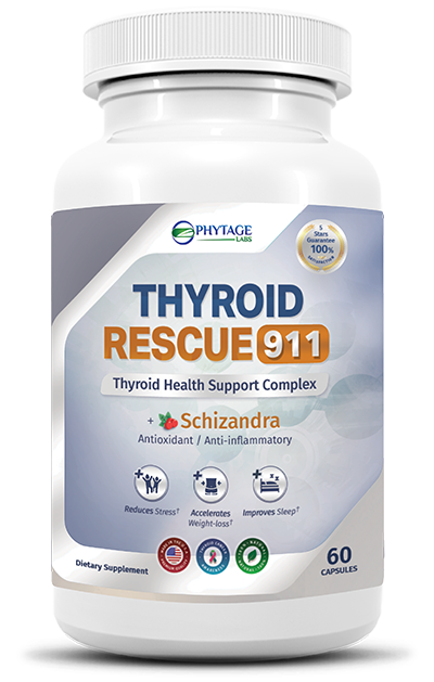 Thyroid Rescue 911 Review