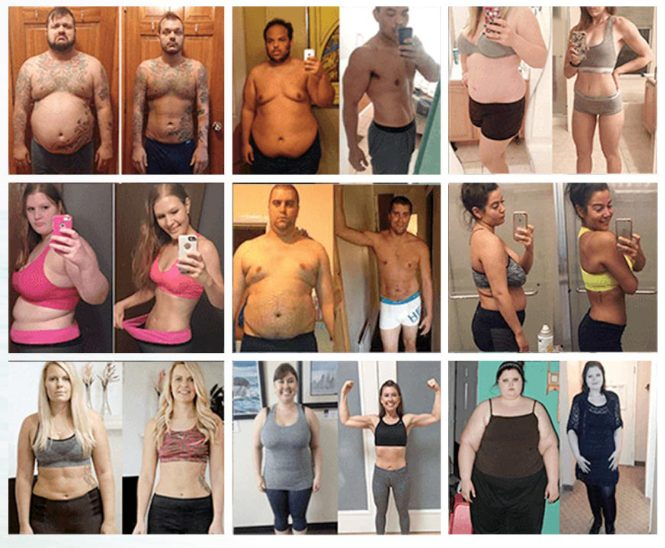 Active Luxe Keto Blend results
