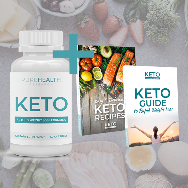 Pure Health Research Keto weight loss