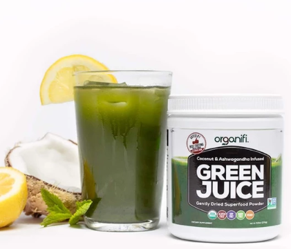 organifi green juice energy booster